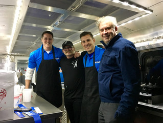 Anderson's Frozen Custard Serves People Inc Homes in New Food Truck!