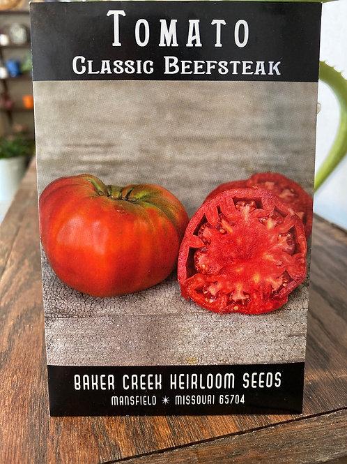 Classic Beefsteak Tomato Seeds