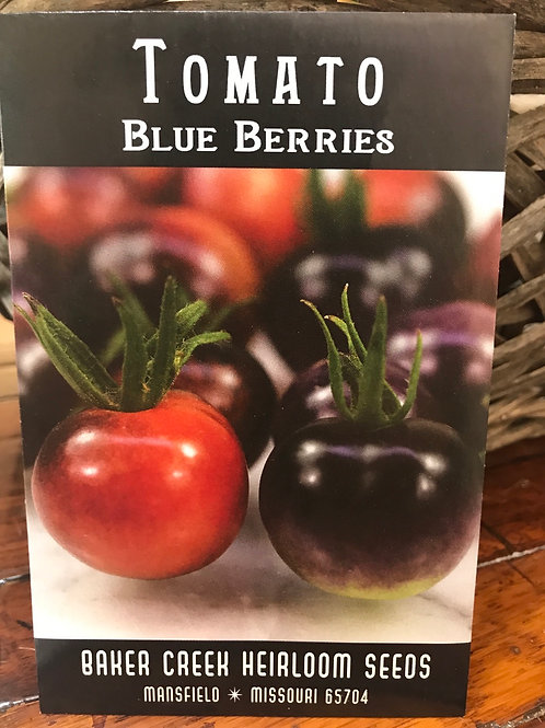Tomato blue berries