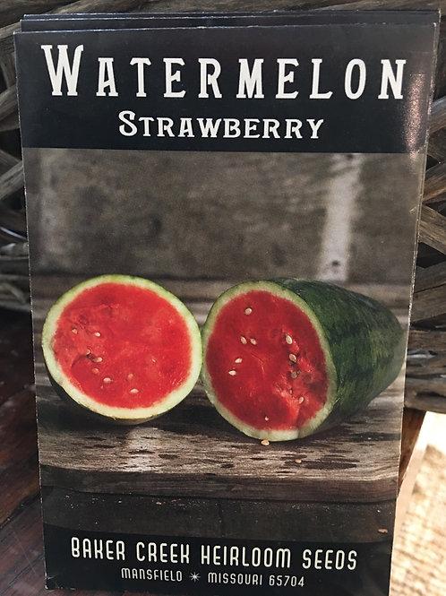 Watermelon - Strawberry