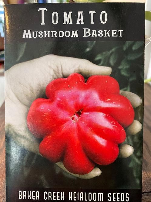 Mushroom Basket Tomato Seeds