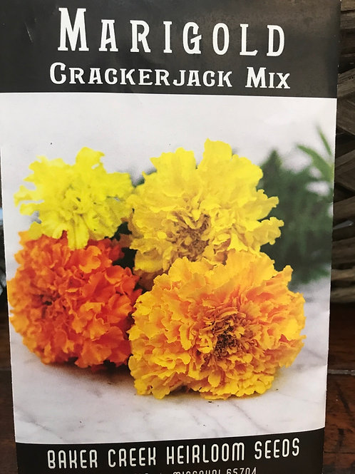 Marigold Cracker Jack mix