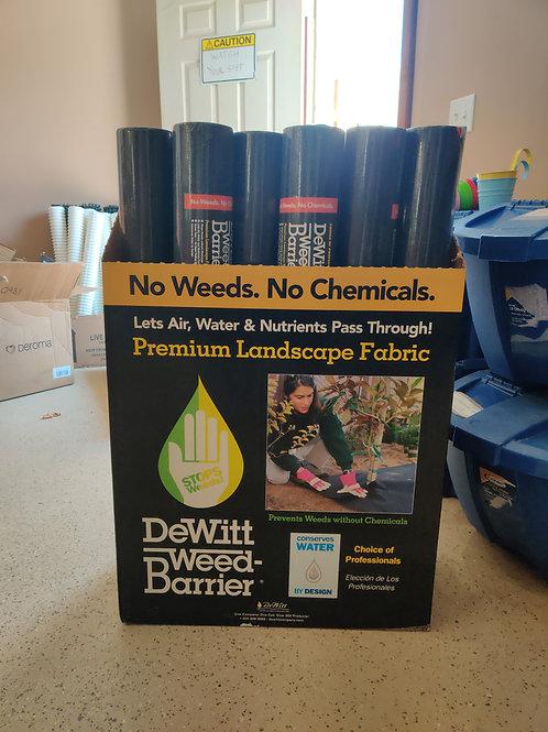 Dewitt 3'x50' Landscaping Fabric