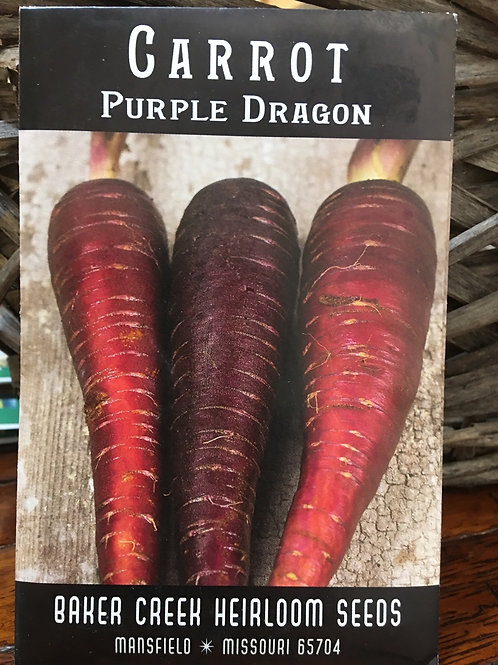 Carrot - Purple Dragon
