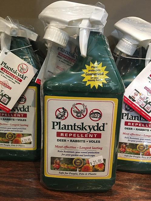 Plantskydd Repellent - Granular - 1lb