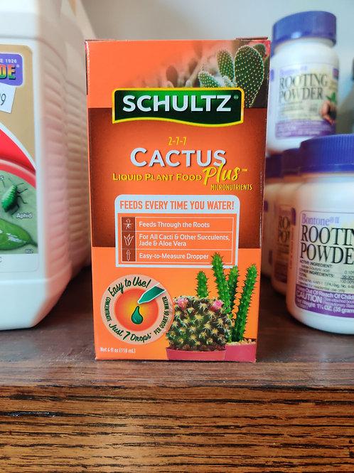 Schultz Cactus Food
