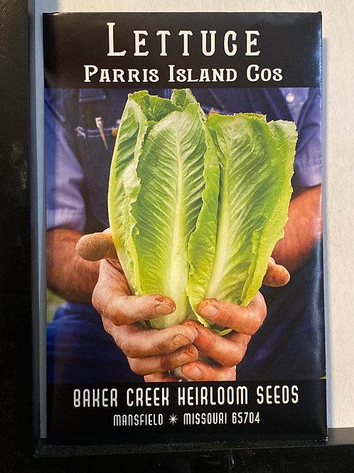 Baker Creek Heirloom Seeds - Lettuce - Parris Island Cos
