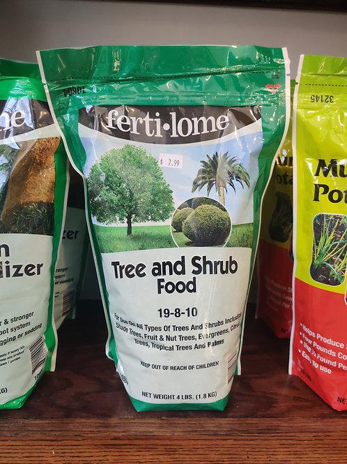 Fertilome Tree and Shrub Food
