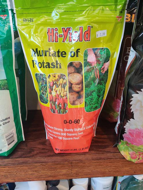 Hi-yield Muriate of Potash
