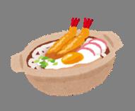 ◆第二回◆ 鍋焼きうどん編