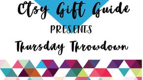 Etsy Gift Guide - Thursday Throwdown: Popcorn vs Chips
