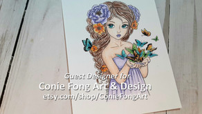 Conie Fong Art - September 2021 GDT Projects