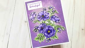 Altenew - Paint-A-Flower: Anemone