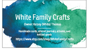 Etsy Gift Guide - Tuesday Tips: Business Cards
