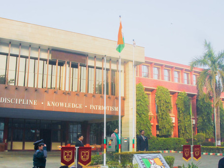 The Mann School celebrated the 72nd Republic Day with a great feeling of patriotism and dedication.
