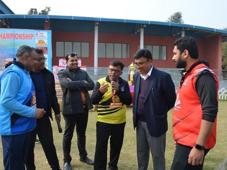 Winners of Teachers Cricket Championship 2020