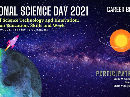 National Science Day 2021: Career Beacon organizes events for Students