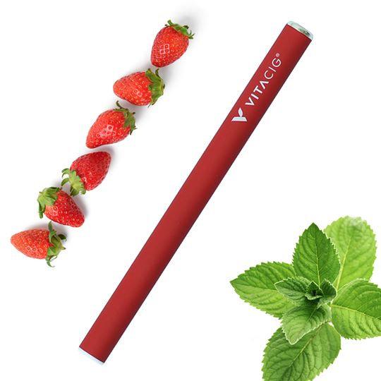 Vitacig  STRAWBERRY薄荷草莓味