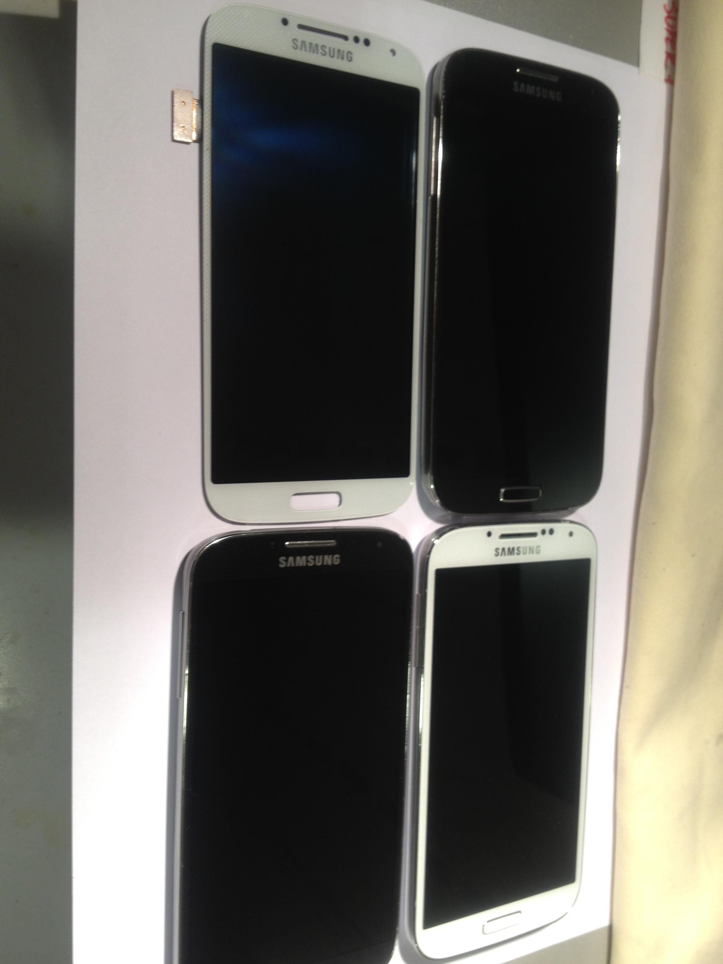 Galaxy s3 Дисплей