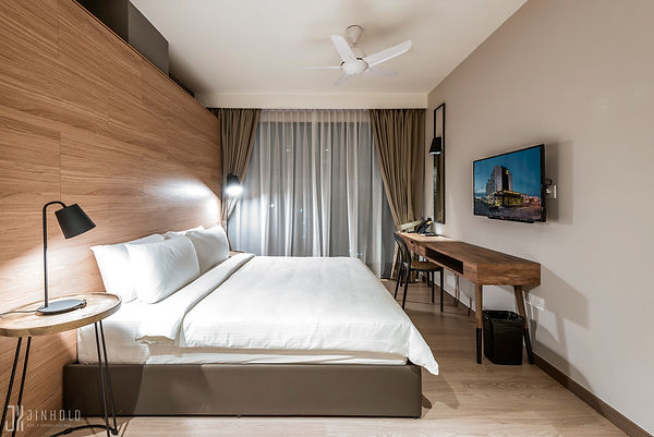 WING TWO MASTER BEDROOM Jinhold Serviced Apartment Miri Sarawak.jpg