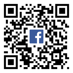 QR code for Bloog Donation Campaign on Facebook