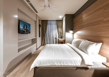 CLASSIC SIX MASTER BEDROOM