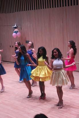 Teen Queens Dream Big