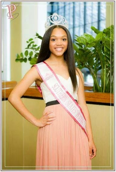 Southern State's Perfect Teen, Kristin Maxwell