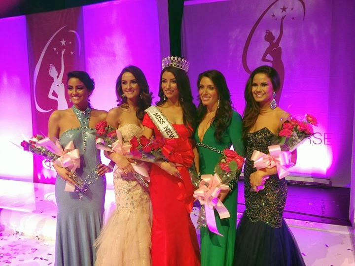 Miss NY USA Top 5