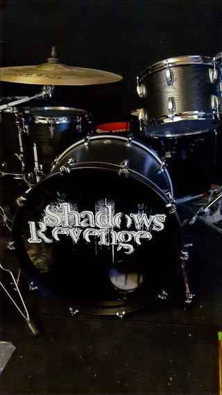 2020 - Shadows Revenge > Drums