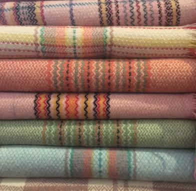 Woolden industry
