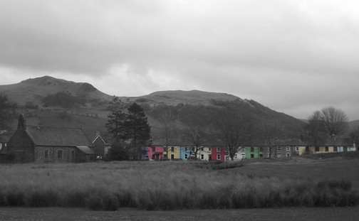 Colour in the Cambrian Mountains