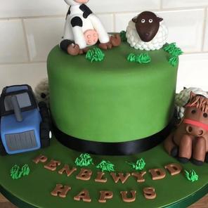 Cacennau Gwenllian Cakes