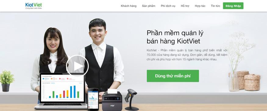 Top 5 phần mềm quản lý bán hàng hiệu quả tại Việt Nam