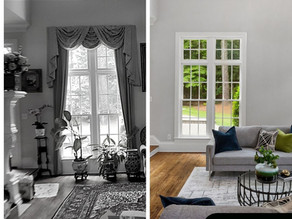 Glorious  Transformation In The Heart of Marietta| Before & After