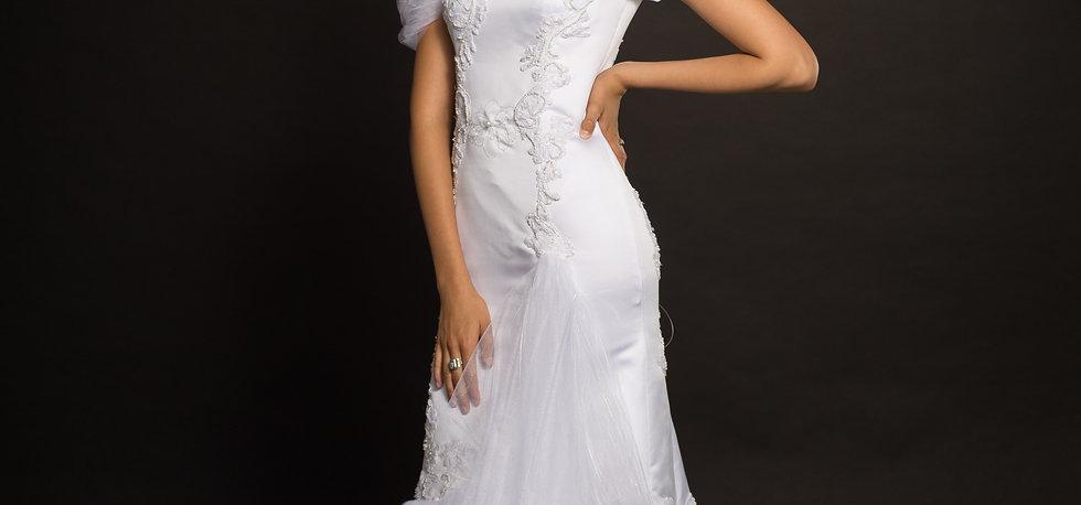 Leala Glowing Wedding Dress