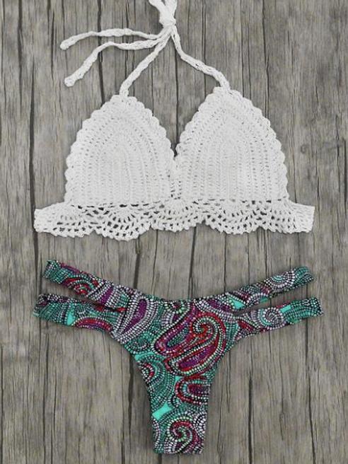 Mix & Match Crochet Bikini
