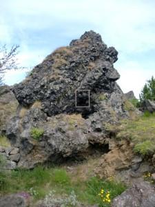 Hraunið í Hellisgerði