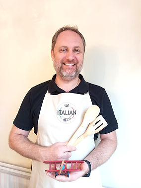 Damian Italian Chef Rickmansworth
