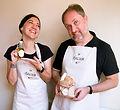 Damiano e Ilaria I eat Italian
