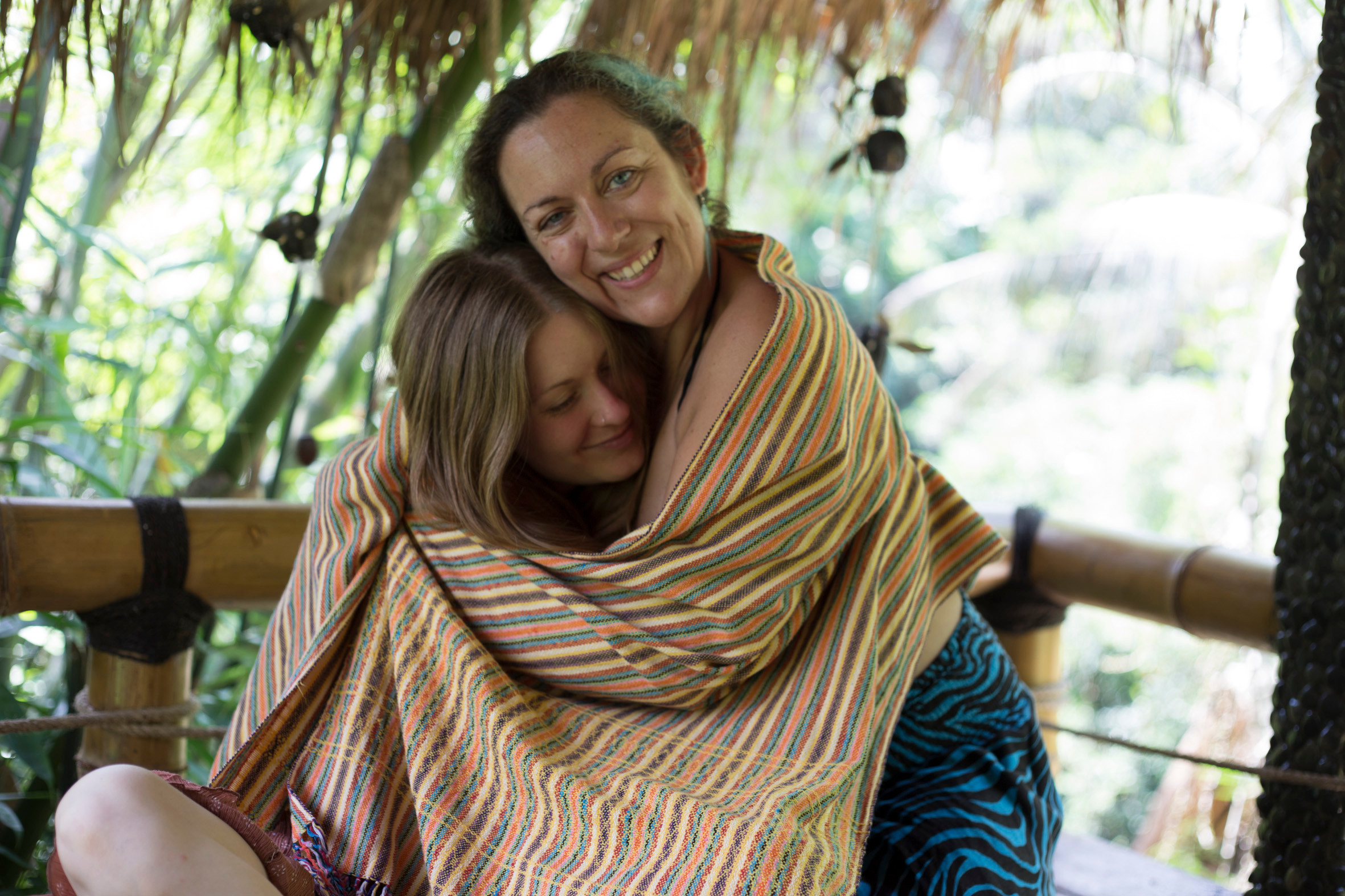 Prenatal Rebozo Massage