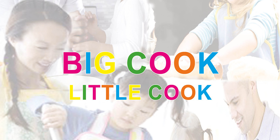 Big Cook Little Cook - Quick breads with Mommy (or Daddy)