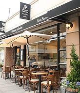 Englewood outdoor seating
