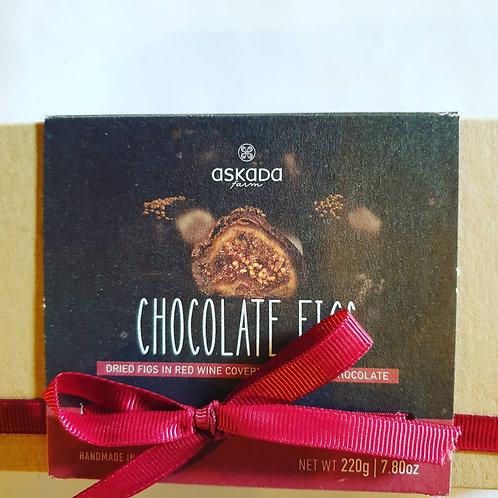 Schokoladenfeigen 200g /handgemacht
