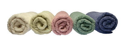 Rolled Handdoeken
