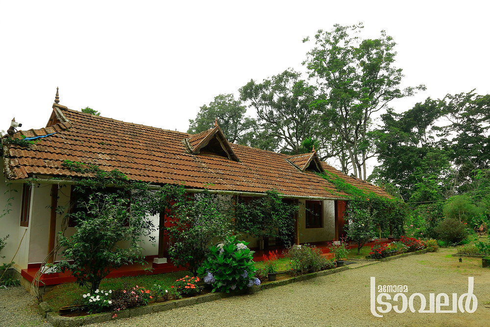 120 Year Old House  Surrounded by Spice plantation in Munnar