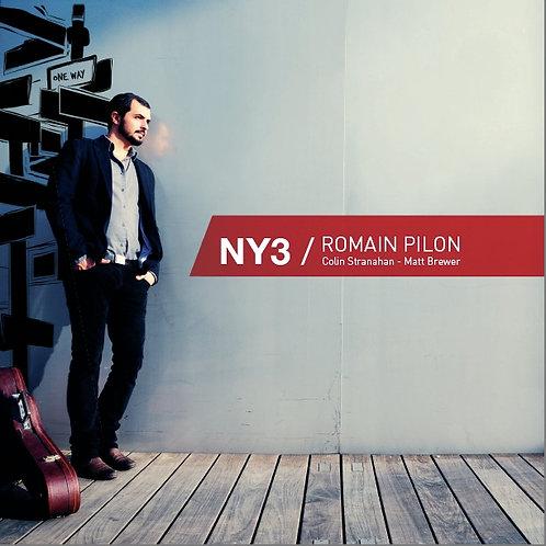 NY3 - Romain Pilon