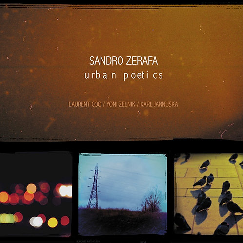 Urban Poetics - Sandro Zerafa