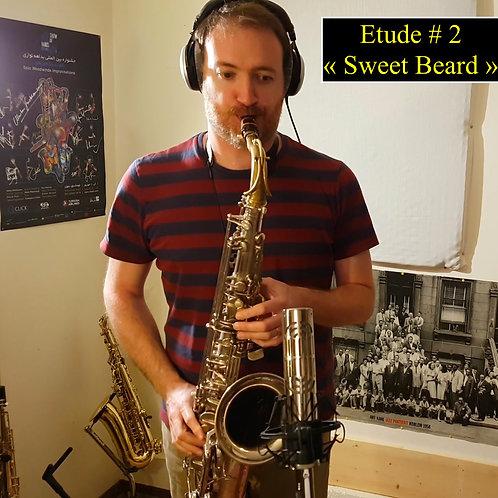 """Etude # 2 """"Sweet Beard"""""""