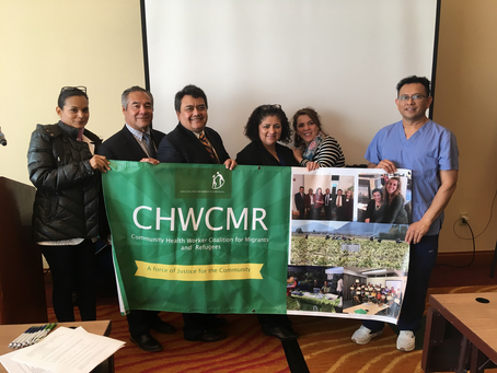 CHWCMR at Northwest Rural Conference.